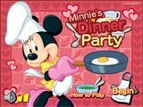 Minnie s Dinner Party  -