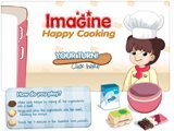 Imagine happy cooking
