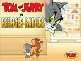 Tom y Jerry Refriger raiders