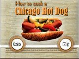 How to cook a Chicago Hot Dog  -