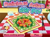 Delicius Asian Stir Fry  -