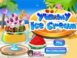 Yummy Ice Cream  -