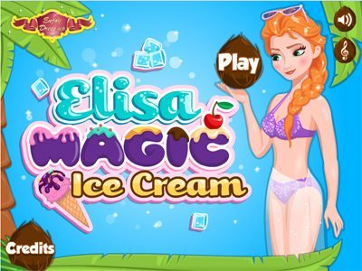 Elisa Magic Ice Cream