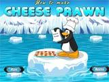 Cheese Prawn