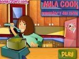 Juegos de Cocina: Ayla Cook