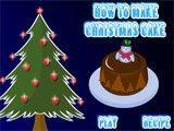 Juegos de cocina: Christmas Cake