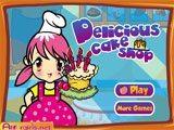 Juegos de Cocina: Delicius Cake Shop