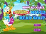 Juego de cocina: Mixed Bean Soup