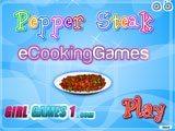 Juego de Cocina: Pepper Steak