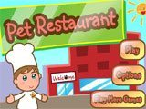 Juegos de cocina: Pet Restaurant