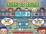 Juegos de cocina: sushi go round