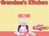 Juegos de Cocina: Grandmas Kitchen