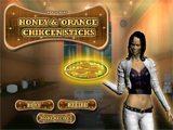 Juegos de cocina: Palitos de pollo y naranja