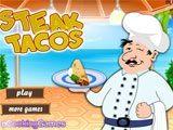 Juegos de Cocina: Steak Tacos