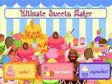 Juegos de cocina: Ultimate Sweets Maker