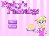 Juegos de cocina: Pinkys Pancakes