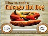 Juegos de Cocina: Chicago Hot Dog