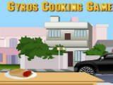 Juegos de cocina: Gyros Cooking Game
