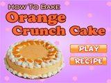 Juegos de Cocina: Pastel de Naranja