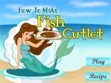 Juegos de Cocina: Fish Cutlet