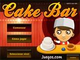 Juegos de Cocina: Cake Bar