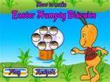 Juegos de Cocina: Easter Humpty Biscuits