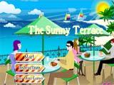Juegos de cocina: The sunny terrace
