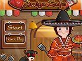 Juegos de Cocina: Amigo Cafe