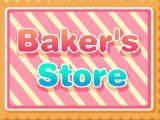 Juegos de cocina: Bakers Store