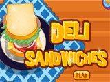 Juegos de cocina: Deli Sandwiches