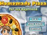 Juegos de Cocina: Homemade Pizza