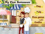 Juegos de cocina: My First Restaurant
