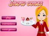 Juegos de cocina: Snow Cones