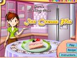 Juegos de Cocina: Ice Cream Pie