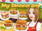 Juegos de cocina: My Sandwich Shop