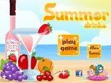 Juegos de cocina: Summer Drinks