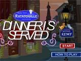 Juegos de Cocina: Ratatouille Restaurant