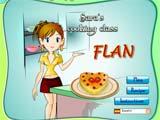 Juegos de Cocina: Sweet Flan