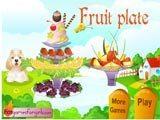 Juegos de Cocina: Beautiful fruit plate