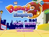 Juegos de Cocina: Donuts Empire