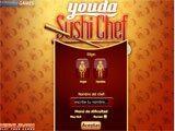 Juegos de cocina: Youda Sushi Chef