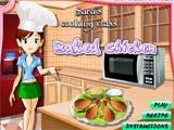 Juegos de Cocina: Baked Chicken