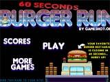 Juegos de Cocina: Burguer Run