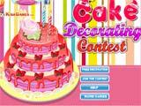 Juegos de Cocina: Cake Deco Contest
