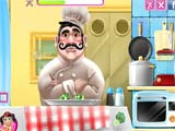 Juegos de cocina: Chef Frances