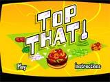 Juegos de Cocina: Top That