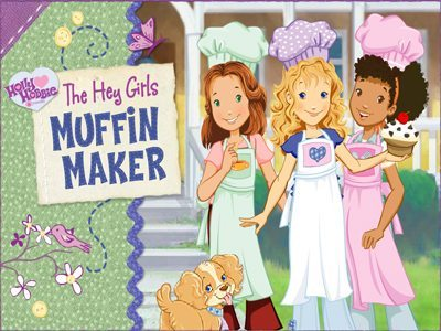 Holly Hobbie Muffin Maker